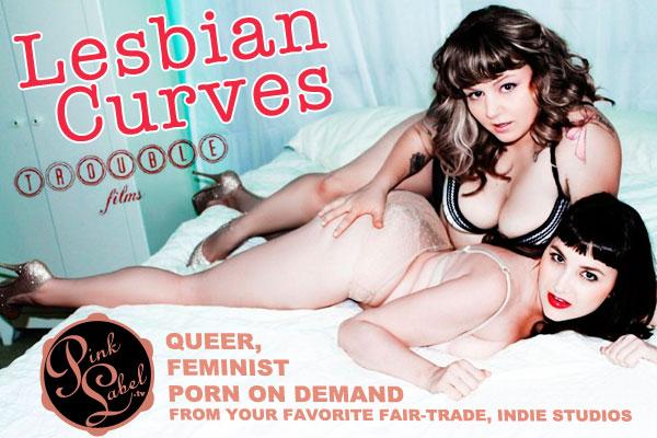 BREAKING PORN NEWS: Lesbian Curves & Lesbian Curves 2: Hard Femme ...